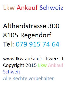 lkw-ankauf-schweiz.ch